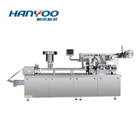 DPP-270/360A Flat Type Blister Packing Machine